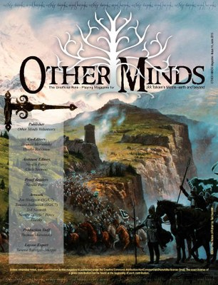 Other Minds Magazine Issue 14 Cover
