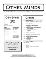 Other Minds Magazine Issue 3 published!