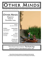 Other Minds Magazine Issue 8 published